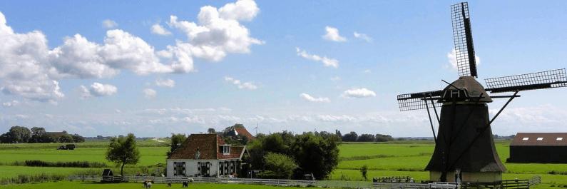 molen als symbool voor de allergoedkoopste autoverzekerinfg van Nederland