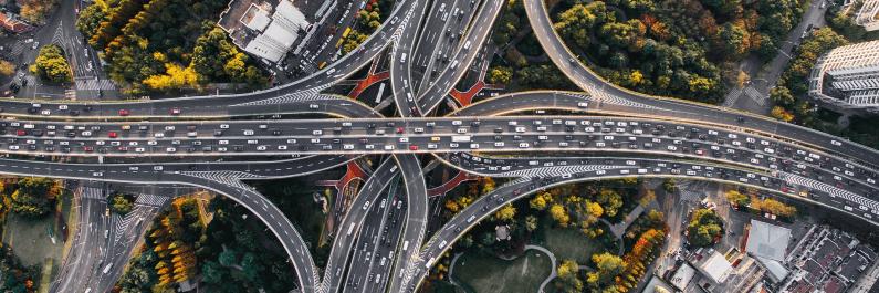 kruispunt als symbool voor wa-verzekering