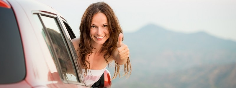 vrouw heeft autoverzekeraar met soepele acceptatie gevonden