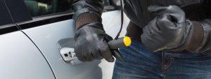 aantal autodiefstallen is afgenomen in Nederland